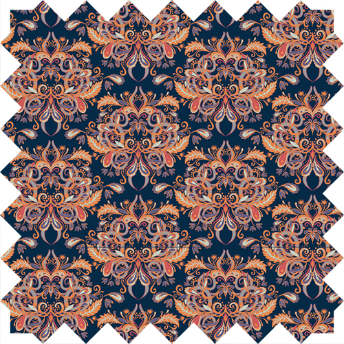 Vintage, decor, pattern, by Olivia Linn